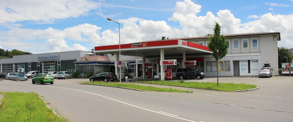 Stadler Tankstelle Esso Lindau